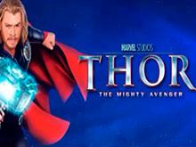 Войдите в онлайн казино пин ап и запустите автомат Thor The Mighty Avenger